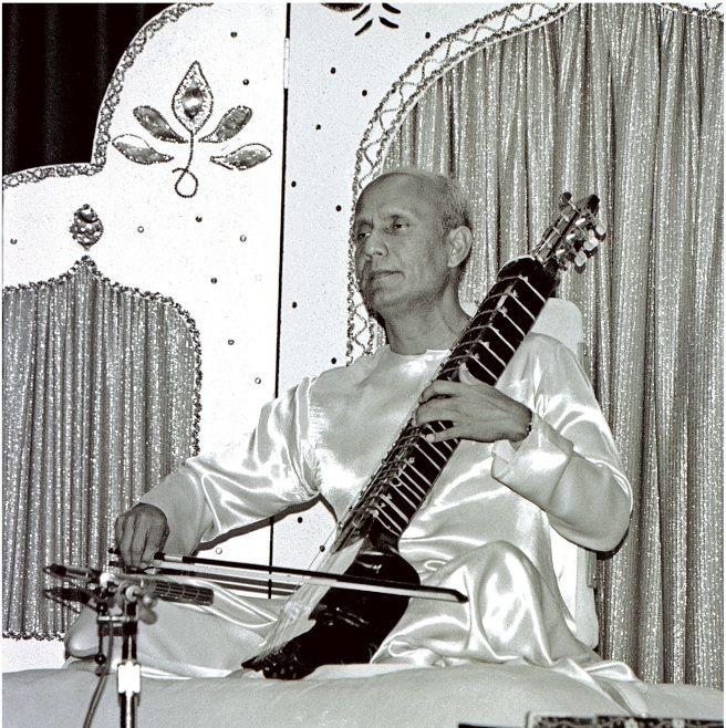 медитация в музыке